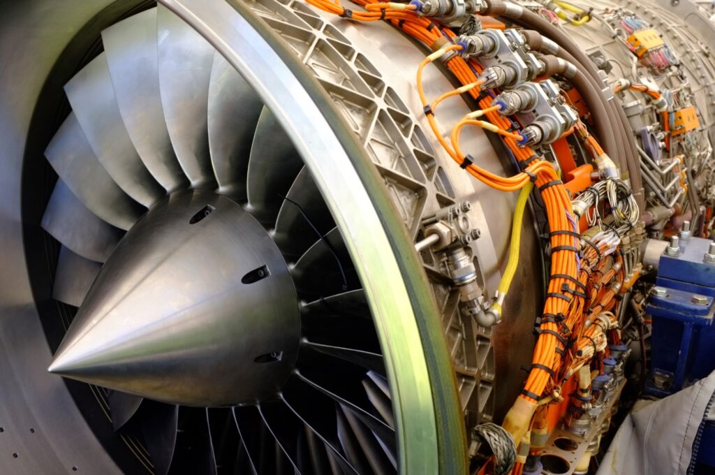 Jet engine production made possible by manufacturing execution systems ibaset