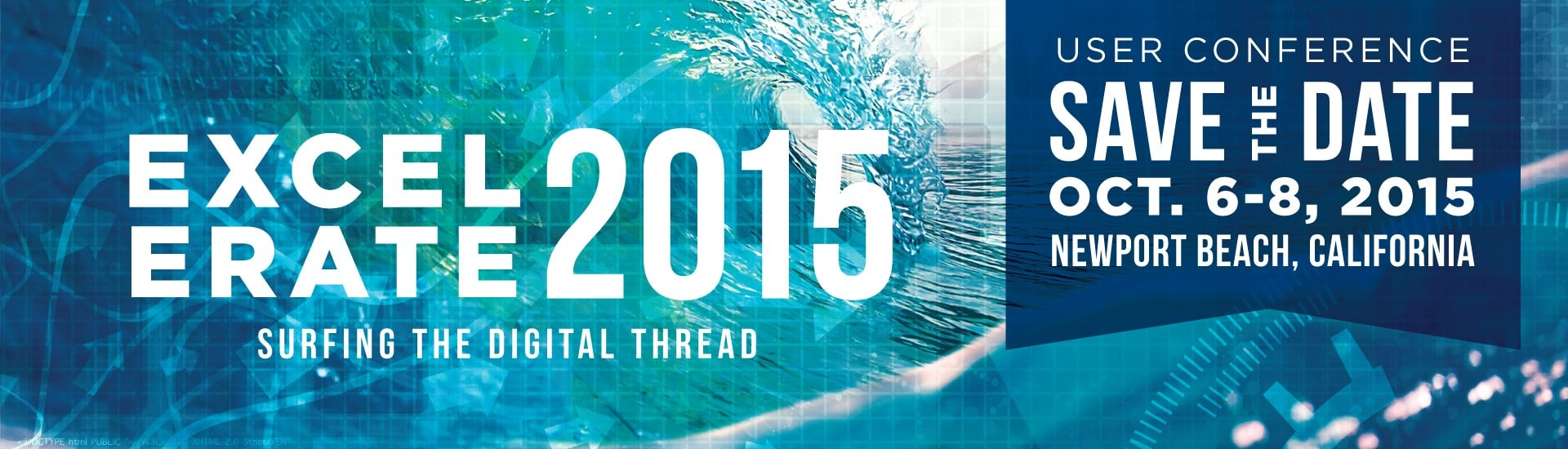 2015 iBASEt User Conference – Save the Date