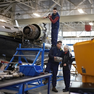 Survey of Aerospace Professionals Reveals the Largest MRO Industry Challenges To Date