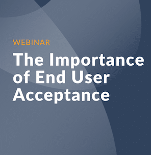 iBASEt to Sponsor MOM Institute Webinar: The Importance of End User Acceptance