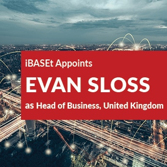 iBASEt Appoints Evan Sloss as Head of Business, United Kingdom